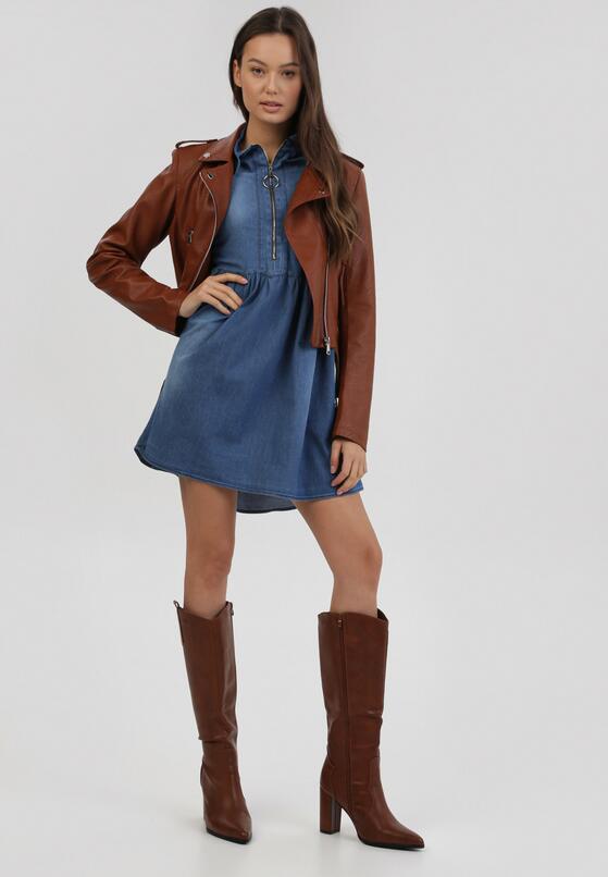 Stylizacje Z Jeansowa Sukienka Najmodniejsze Propozycje Na Ten Sezon Born2be