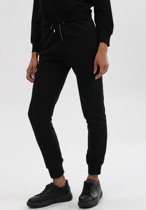 Czarne Spodnie Ginerinda