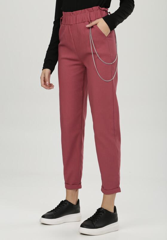 Różowe Spodnie Sweetpearl