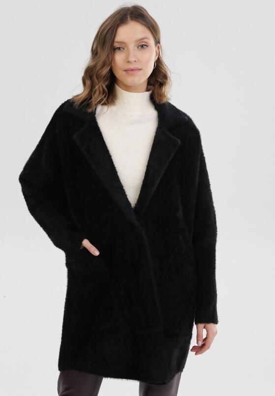 Czarny Płaszcz Tigerbite
