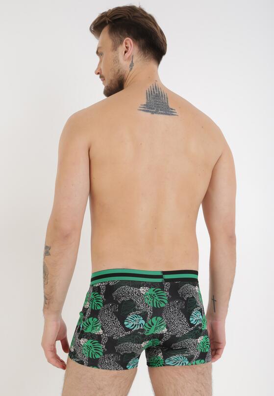 Zielone Bokserki Lyseis