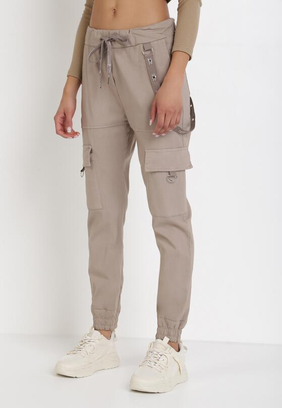 Khaki Spodnie Ephephite
