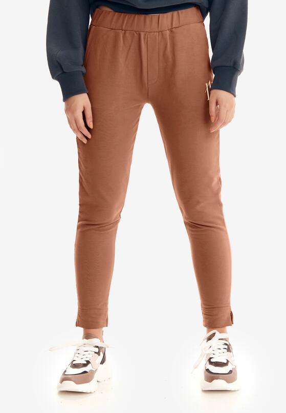 Camelowe Spodnie Badura Misossia