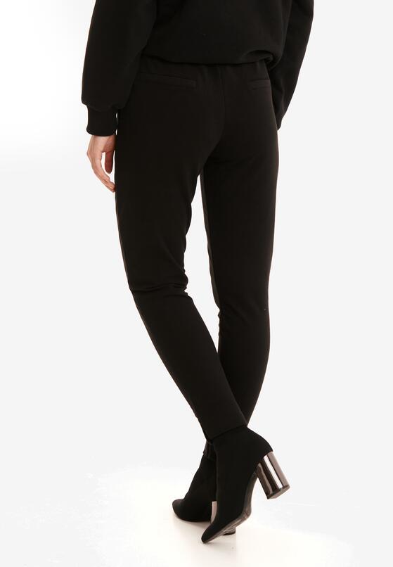 Czarne Spodnie Badura Misossia