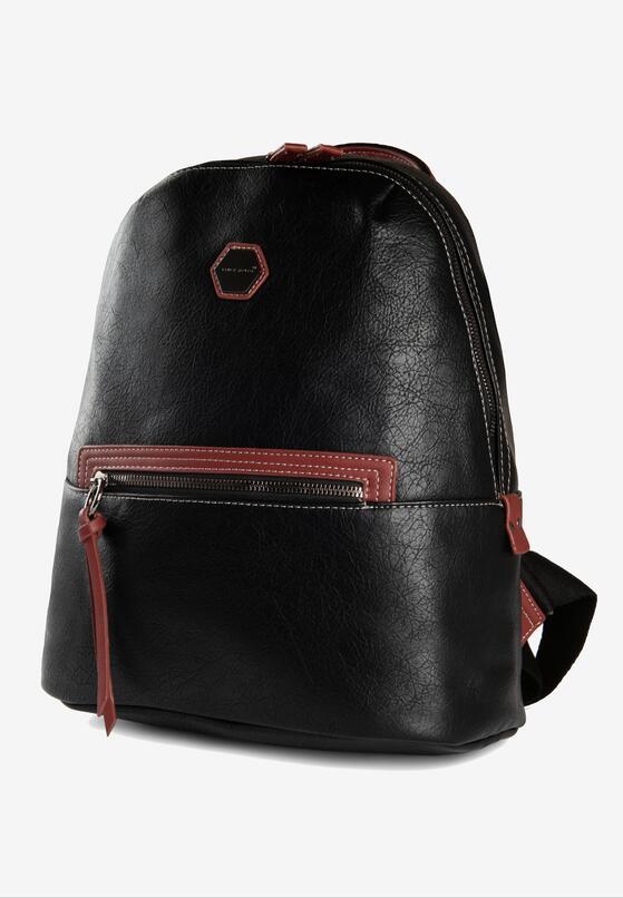 Czarny Plecak Himenore