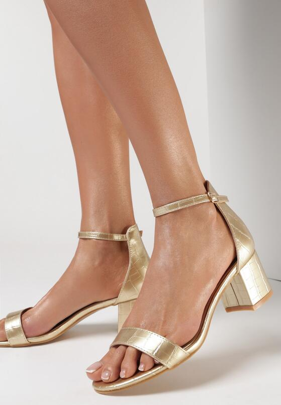 Złote Sandały Jeniemare