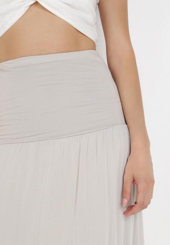 Beżowa Spódnica Nysheis