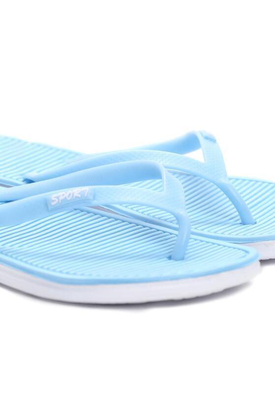 Niebieskie Japonki Petite