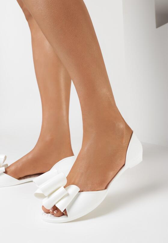 Białe Sandały Sulking