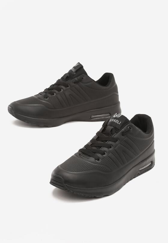 Czarne Buty Sportowe Repertuar