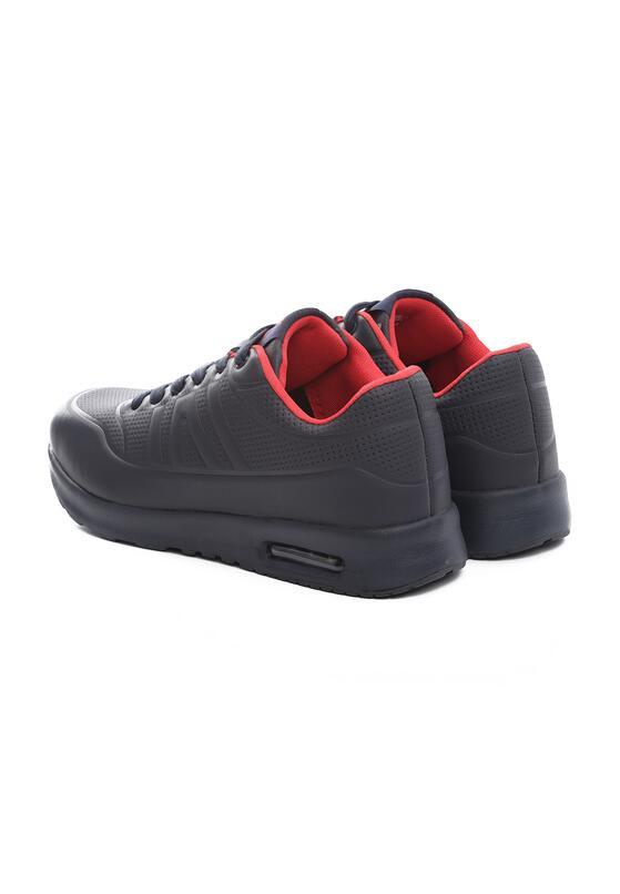 Granatowe Buty Sportowe Repertuar