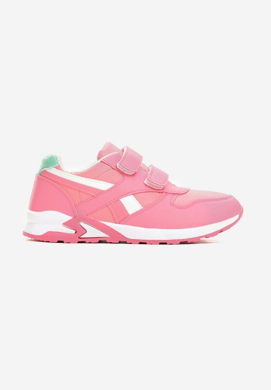 Różowe Buty Sportowe Team Leader
