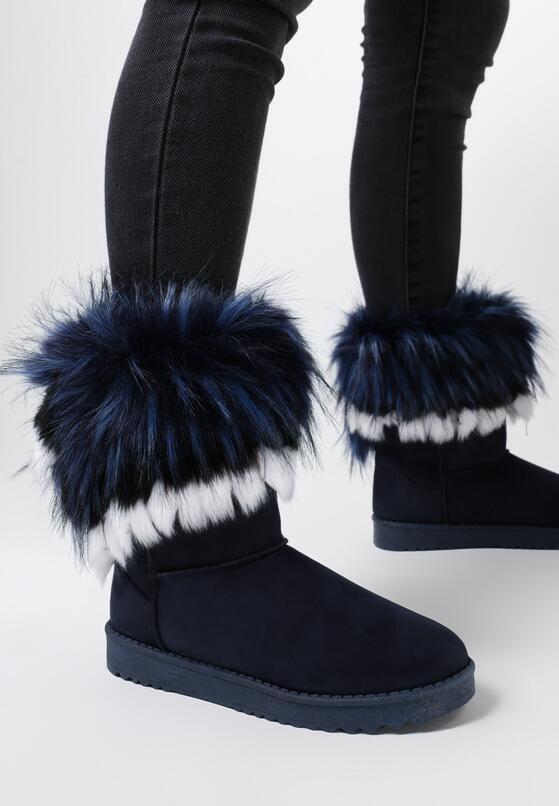 Niebieskie Śniegowce Foxrock