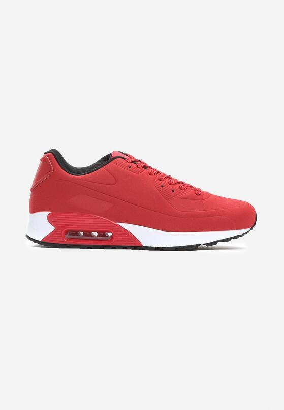 Czerwone Buty Sportowe Down To Earth