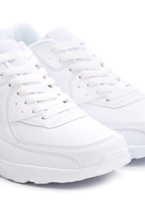 Białe Buty Sportowe Sonorously
