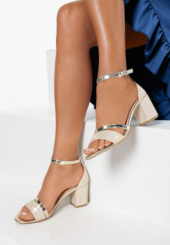 Złote Sandały Everlive