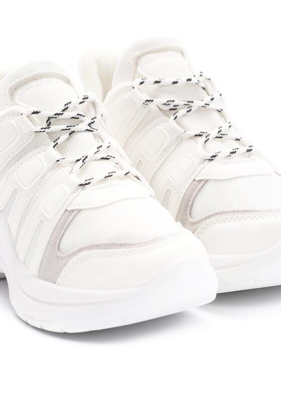 Białe Sneakersy Stade