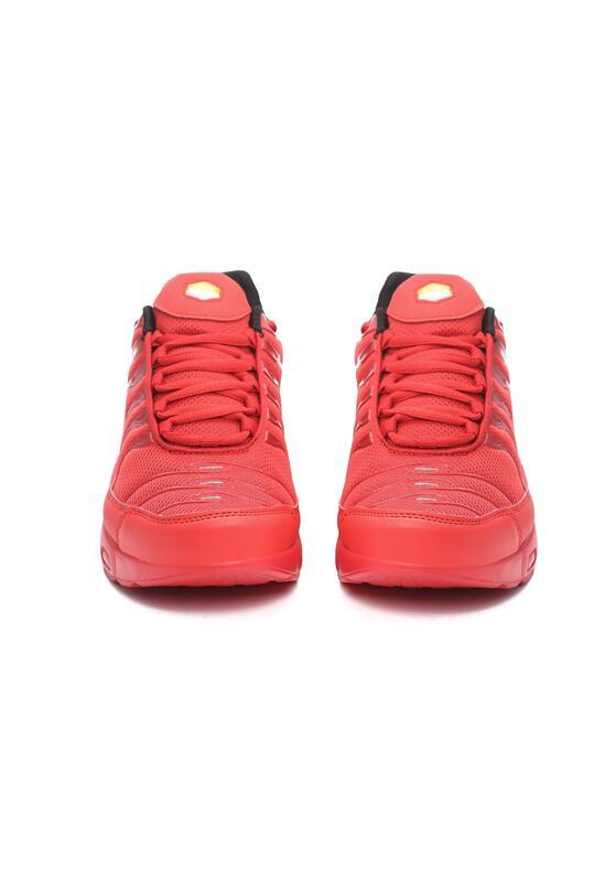 Czerwone Buty Sportowe Sizable