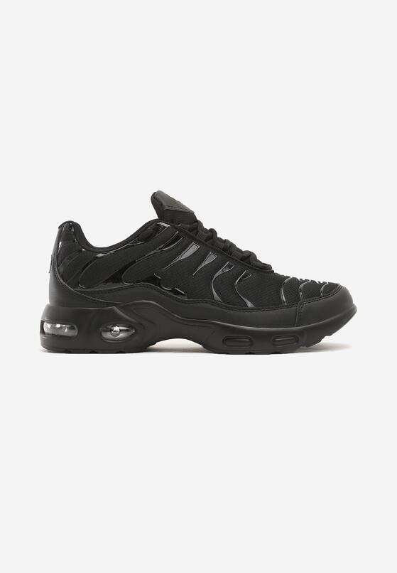 Czarne Buty Sportowe Sizable