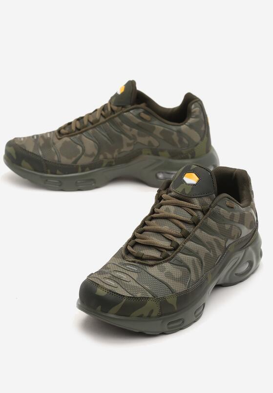 Zielone Buty Sportowe Sizable