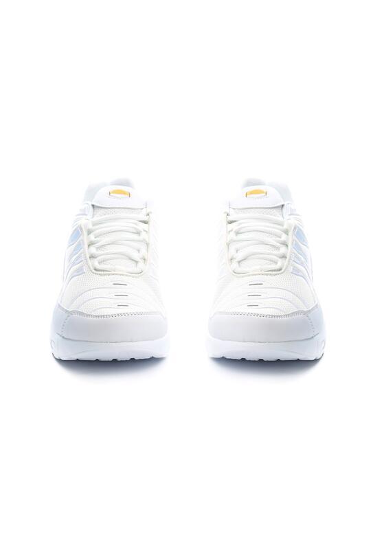 Białe Buty Sportowe Sizable