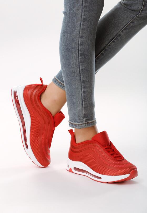 Czerwone Buty Sportowe Assertion