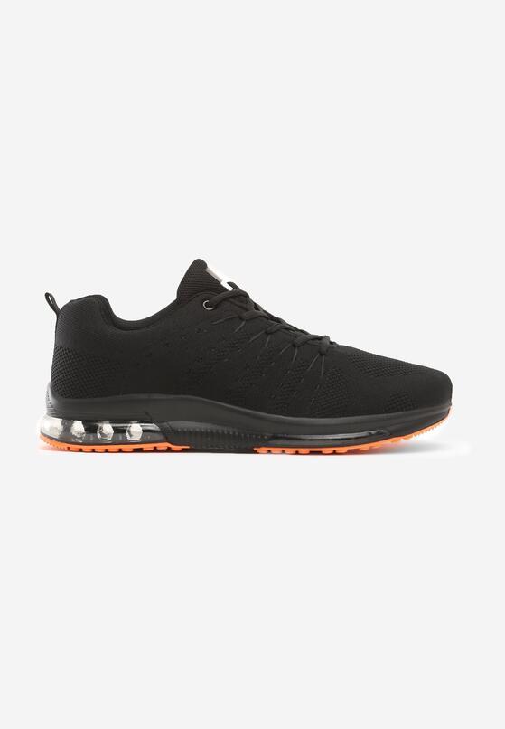 Czarne Buty Sportowe Generalize