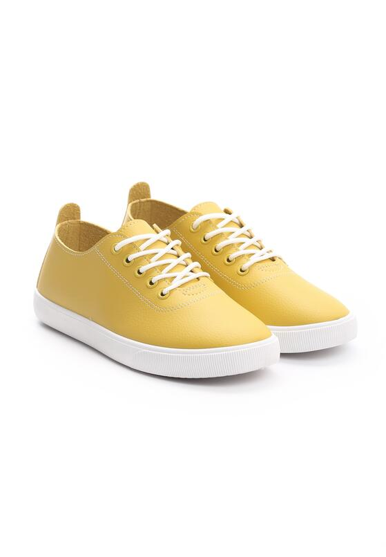 Żółte Trampki Vehement
