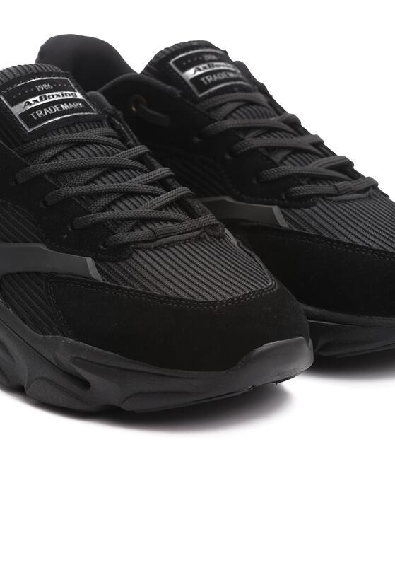 Czarne Buty Sportowe In A Momen