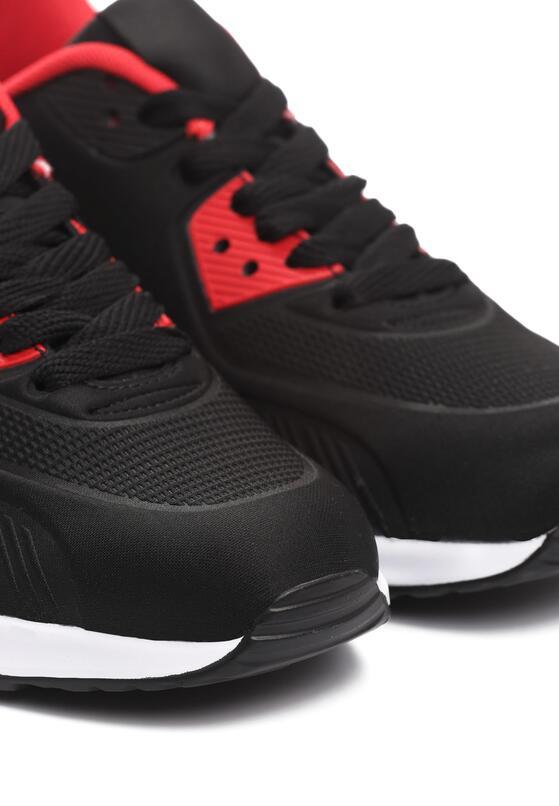 Czarne Buty Sportowe Demonize