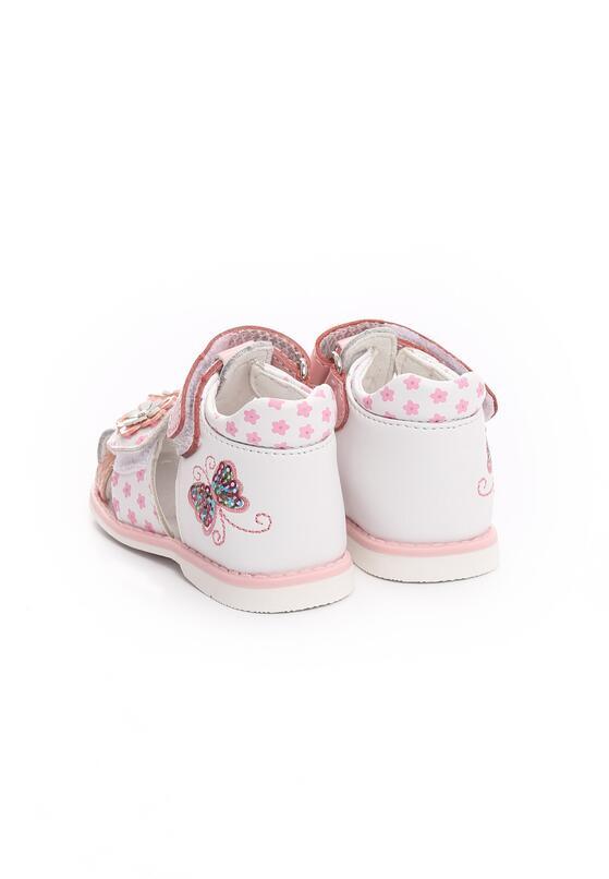 Różowe Sandały Sleet