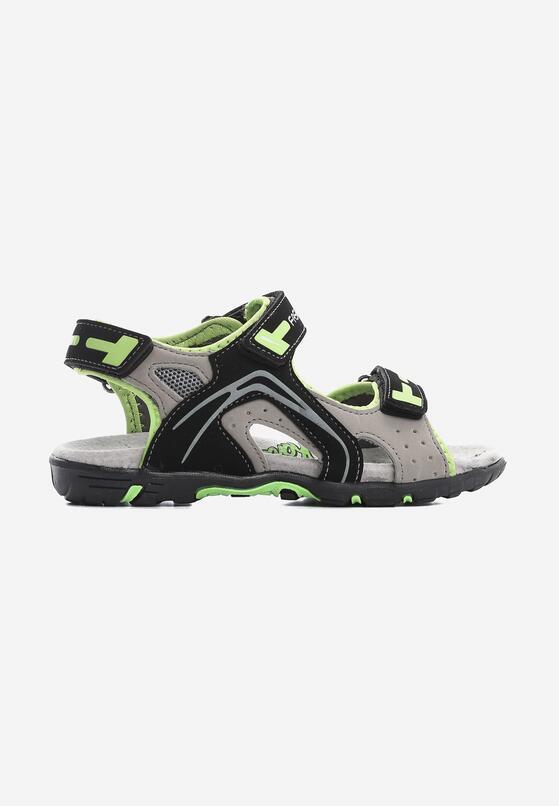 Zielone Sandały Triviality