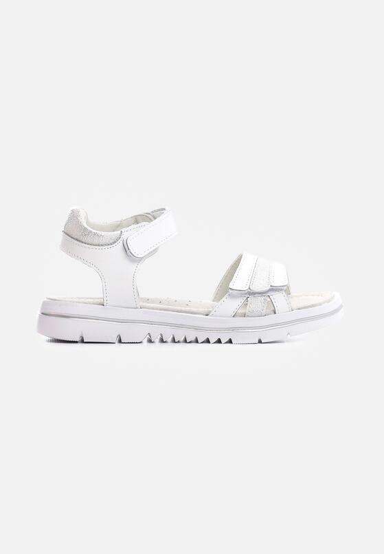 Białe Sandały Moral