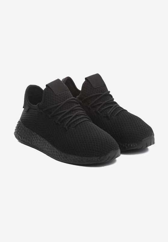 Czarne Buty Sportowe Antagonize