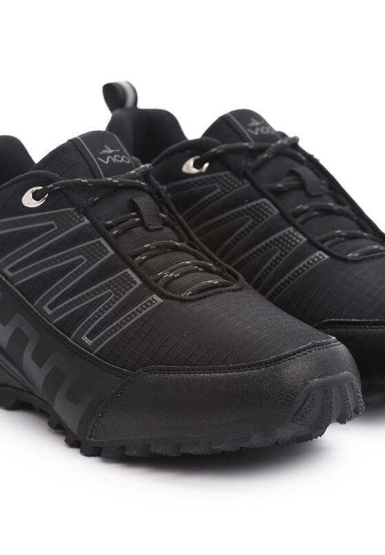 Czarne Buty Sportowe Physician
