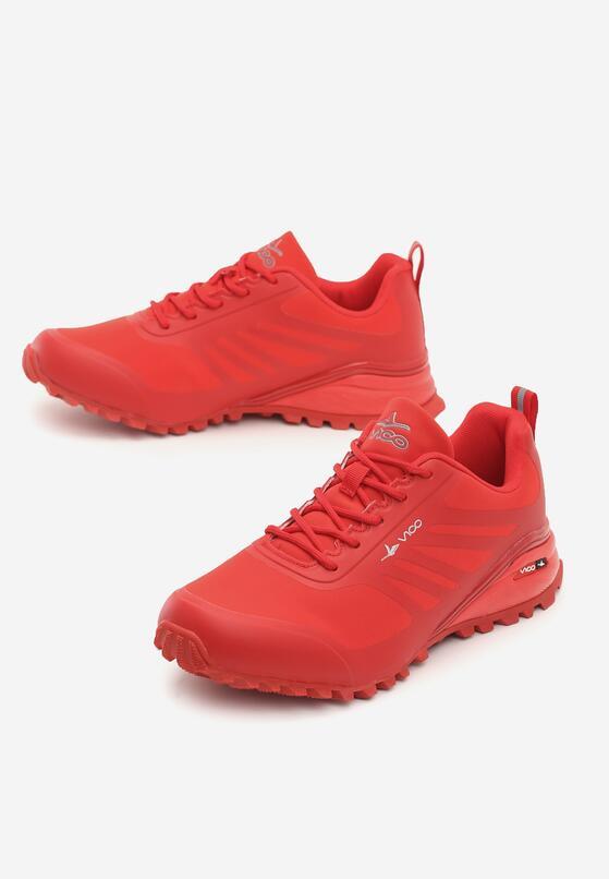 Czerwone Buty Sportowe Wound