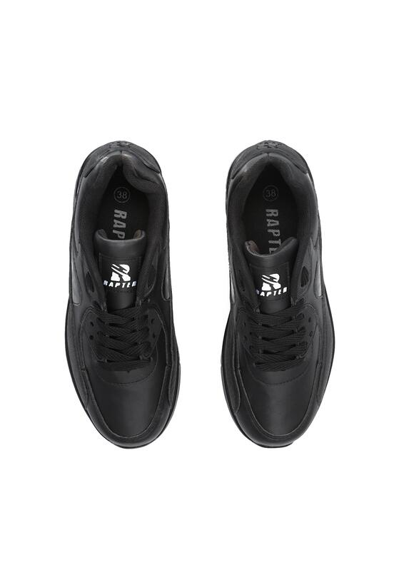 Czarne Buty Sportowe Classic Nilda