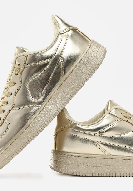 Złote Buty Sportowe Trini