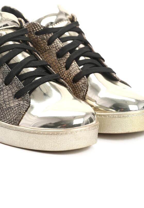 Złote Buty Sportowe Cassius