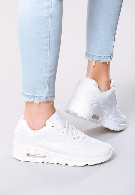 Białe Buty Sportowe Eren