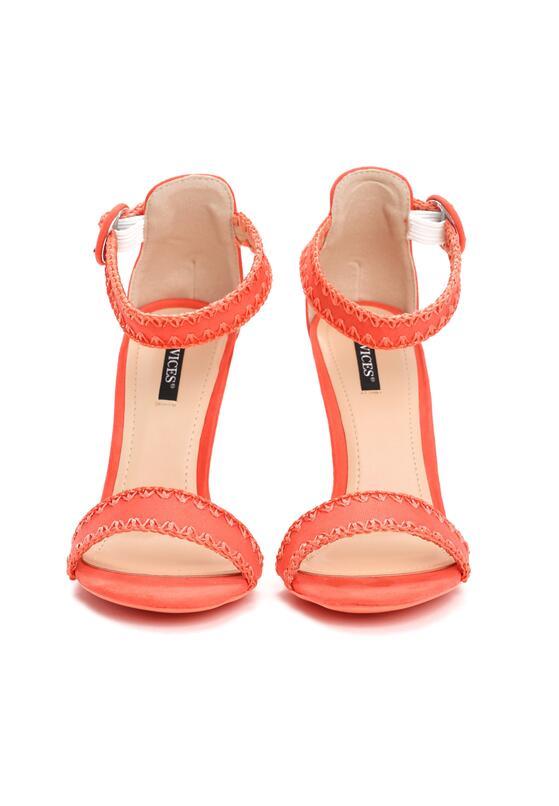 Koralowe Sandały Holy Grail