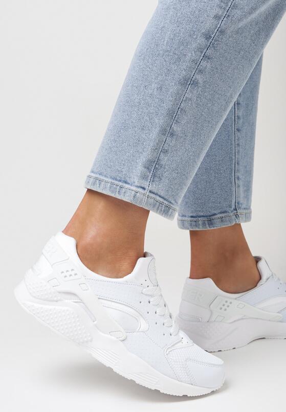 Białe Buty Sportowe Peris