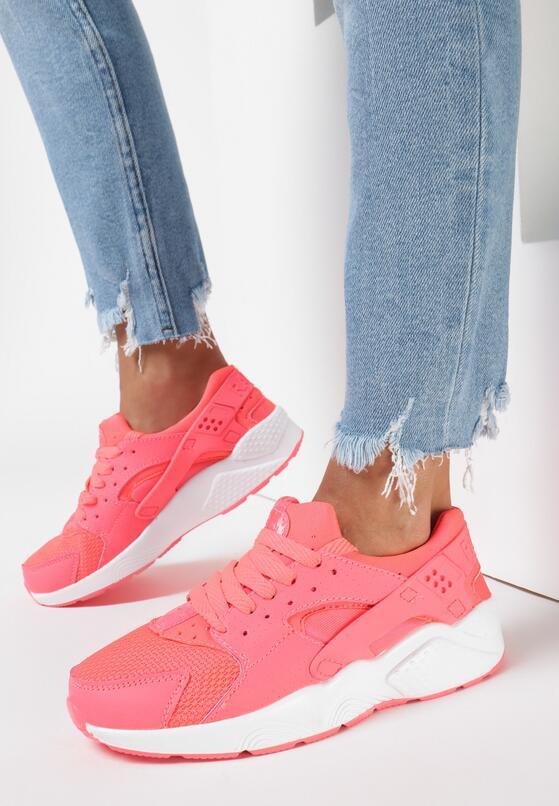 Koralowe Buty Sportowe Peris