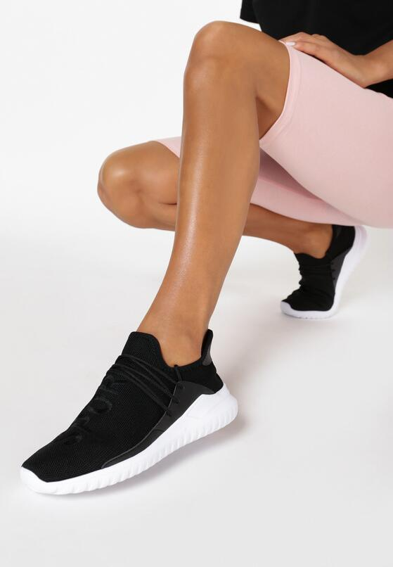 Czarne Buty Sportowe Entien