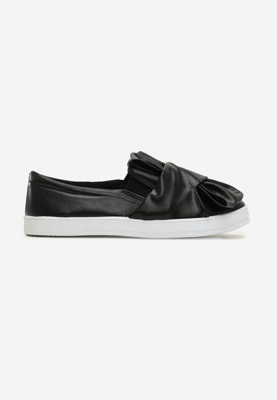 Czarne Slip On Wendy