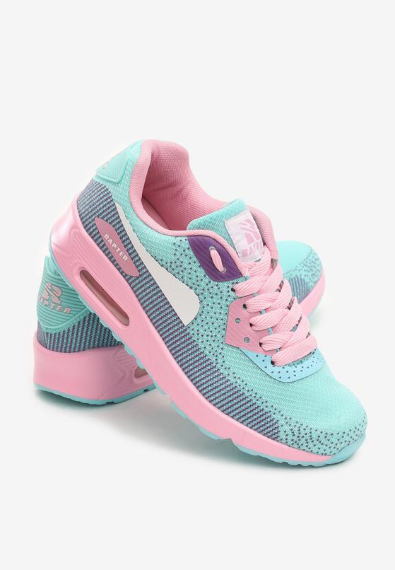 Baby Blue Sneakersy Candy