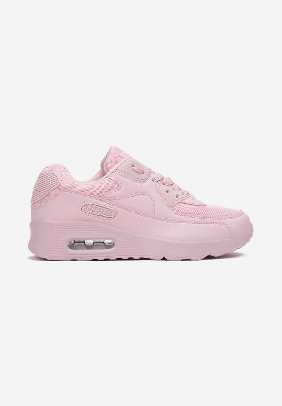 Różowe Buty Sportowe Classical Nilda