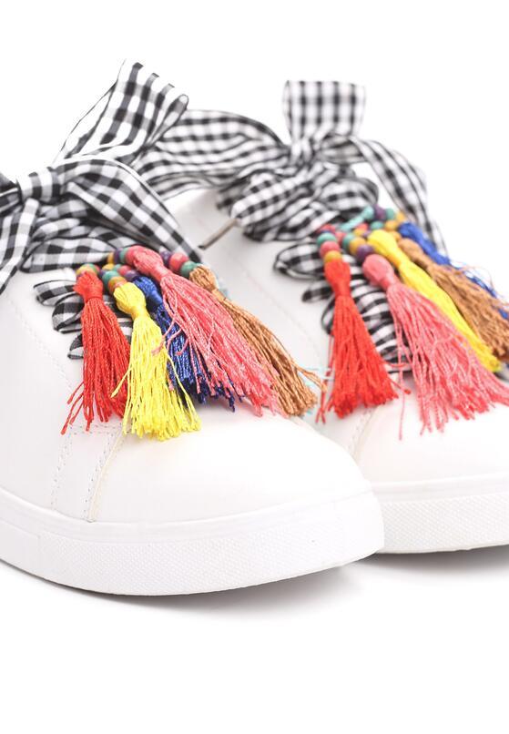 Białe Buty Sportowe Sweet Fantasy