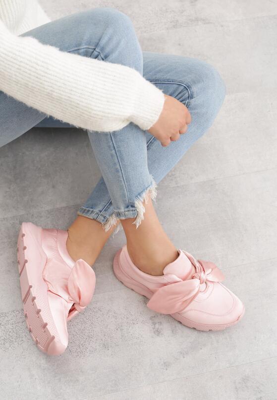 Różowe Buty Sportowe Pinky Winky