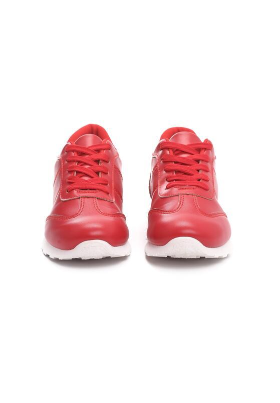 Czerwone Buty Sportowe Top Secret